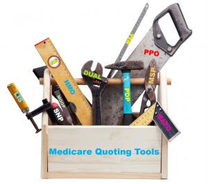 medicare quoting tools